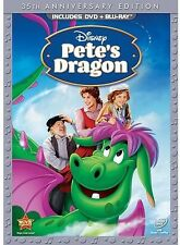 Pete's Dragon [35th Anniversary Ed (2012, REGION A Blu-ray New) WS/35th ANN. ED.