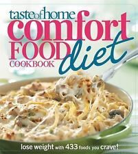 NEW BOOK:  Taste of Home COMFORT FOOD DIET COOKBOOK 433 Healthy Recipes SALE NOW