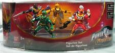 BANDAI POWER RANGERS MYSTIC FORCE FIGURINE SET 5 RANGERS NEW MIB Disney Store