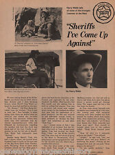 Sheriffs Of The West - Bruffey, Dock, Eather, Hawkens, Ketchum, Linka, Quillici
