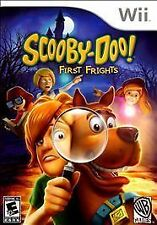 *NEW* Scooby Doo! First Frights - Nintendo Wii