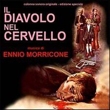 Ennio Morricone: Diavolo Nel Cervello, Il (New/Sealed CD)
