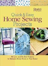 Quick and Easy Home Sewing Projects by Gloria Nicol (2005, Hardcover)