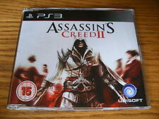 Assassins Creed II / 2 PROMO – PS3 (Full Promotional Game) PlayStation 3
