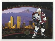 2005-06 Upper Deck Hometown Heroes - #HH1 - Joe Sakic - Colorado Avalanche