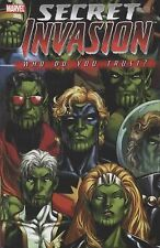 Secret Invasion Who Do You Trust? by Zeb Wells & Jeff Parker 2009 TPB Marvel