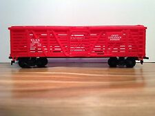 "HO Scale Life Life ""Swift"" Livestock Express  72221 Livestock Train"