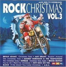 Rock Christmas 03 (1993) Bryan Adams, Amy Grant, Temptations, Extreme, Br.. [CD]