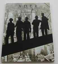 CATALOGUE VENTE 2009 ADER PHOTOGRAPHIES CINEMA NU SPECTACLE VOYAGES MODE DANSE A