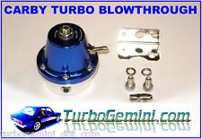 BLOW THROUGH Carby Turbo FUEL PRESSURE REGULATOR rising rate Escort Cortina Mini