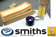Renault Trafic Traffic 1.9 Diesel Dci Oil Fuel Air Filter Service Kit Vivaro