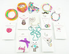 New Super Trendy PreTeen Teen Necklace Bracelet Jewelry Lot NWT #LOT7