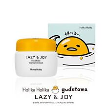 [Holika Holika] Lazy & Joy Ceramide Capsule Cream 50ml (Gudetama Edition 2)