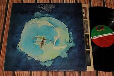 YES ~ FRAGILE LP ~ EXCELLENT  ORIGINAL PRESS ~ JON ANDERSON