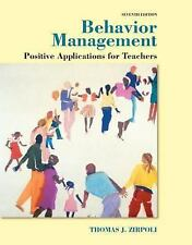 Behavior Management : Applications for Teachers, Enhanced Pearson EText with...