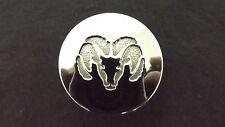 Dodge Caravan Wheel Center Cap Chrome Alloy Finish 04743728AA