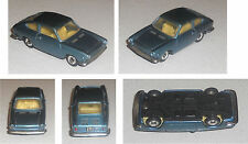 Auto MERCURY FIAT 850 COUPE' - Scala 1/43 Blu Interno beige 44