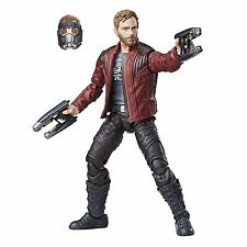 "Marvel Legends Guardians of Galaxy Star Lord 6"" Action Figure LOOSE"
