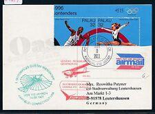 59671) G.Weisskopf SF 14.8.2011 mit CESSNA 172, Karte ab Palau ZD Olympiade