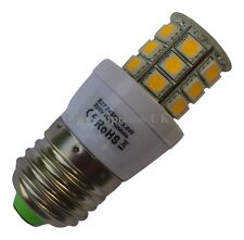 E27 ES 24 SMD LED 350LM 3.8W Warm White Bulb ~50W