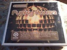 Essential Funky House 3 CD Box set Various Artists NEW Sealed POST FREE