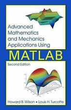 Advanced Mathematics and Mechanics Applications Using MATLAB, Second Edition