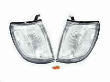 DEPO 1996-1998 TOYOTA 4RUNNER 4 RUNNER SR5 FRONT CLEAR CORNER LIGHTS FAST SHIP