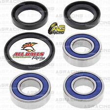 All Balls Rear Wheel Bearings & Seals Kit For Honda CR 125R 1986 86 Motocross