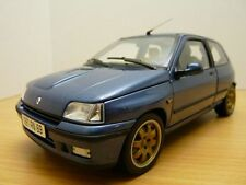 RENAULT CLIO WILLIAMS 1/18 William's