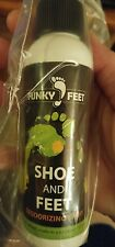 Funky FeetShoe and Feet Deodorizing Foot Odor Spray - 100% Natural