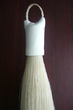 Natural White Horse Tail Hair Extension 70-76cm 170grams