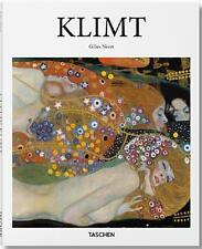 GUSTAV KLIMT ~ GILLES NERET ~ TASCHEN ~ PROFUSELY ILLUSTRATED ~ NEW HC