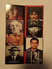 Serial Killer Bookmark