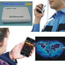 Radio Channel Talk To Your Smart Phone Over The World Via Zello RT-RoIP1