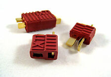 Dean T-Connectors Lipo Battery Connectors DIY soldering adapter project Plugs E5