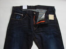 JEANS EDWIN SEN SELVAGE SKINNY ( red selvage- japan - dark used ) TAILLE W32 L34