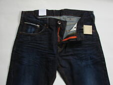 JEANS EDWIN SEN selvage SKINNY ( red selvage- japan - dark used ) SIZE W30 L34