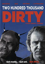 Two Hundred Thousand Dirty, New DVD, Spencer Rowe, Kenneth McGregor, C. Clayton