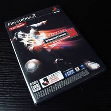 PS2 J.LEAGUE Winning Eleven 9: PlayStation 2 JAPAN NTSC-J with Manual Book #0204