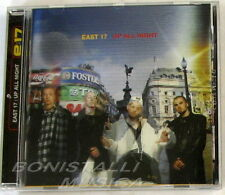 EAST 17 - UP ALL NIGHT - CD Nuovo Unplayed Olographic Cover