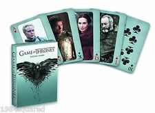 Game of Thrones 2nd Series Playing Cards Poker Deck HBO Series New Sealed Mint