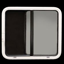 Storm Tite White 28 x 26 Aluminum Houseboat Boat Sliding Port Window Hatch