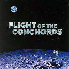 FLIGHT OF THE CONCHORDS w/ 3 LIVE TRX CD 2007  Most Beautiful girl in the Room
