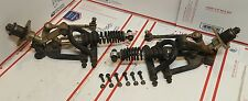 Chinese quad ATV COMPLETE Front Left + Right Side Shock Suspension & Bolts