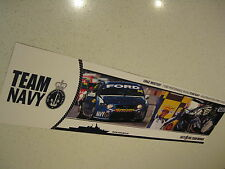 V8 SUPERCARS  FORD FPR CHAZ MOSTERT RACING TEAM POSTER 800MM ATTRACTIVE