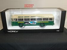 NOREV 530030 CHAUSSON APU53 RATP DIECAST MODEL EXCURSION BUS COACH