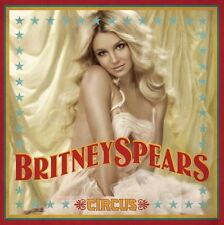 BRITNEY SPEARS : CIRCUS (CD) sealed