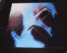 "The XX Glossy Original Colour Promo Poster for ""I See You"". New 30 x 30 cms Rare"