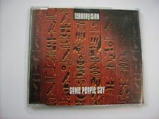 TERRORVISION - SOME PEOPLE SAY 4 TR. - CD SINGLE EXCELLENT CONDITION