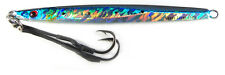 "gypsy lures saltwater speed jig 150g 5 1/4oz 7""  blue sardine holo butterfly jig"